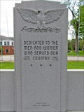 Image for Veterans Memorial - Yarmouth, ME