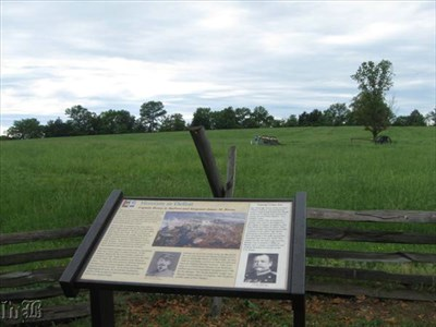 New Market Battlefield State Historical Park And Hall Of Valor Museum Captain Dupont Sergeant