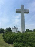 Image for St. Clement's Island Cross - Coltons Point, Maryland