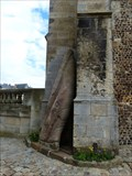 Image for Le menhir-cathédrale, Le Mans, Sarthe, France