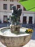 Image for Fountain - Kirchplatz Weilheim in Oberbayern, Germany, BY