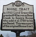 Image for M 47 Boone Tract