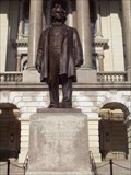 Image for Stephen A. Douglas.  Capitol Complex, Springfield, Illinois
