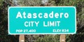 Image for Atascadero, CA - 834 Ft