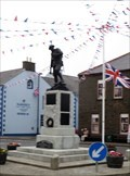 Image for Bushmills - Combined War Memorial - County Antrim, Northern Ireland.