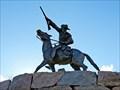 Image for Buffalo Bill Statue - Cody, WY