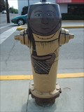 Image for First Nations Woman Hydrant - Quesnel, BC