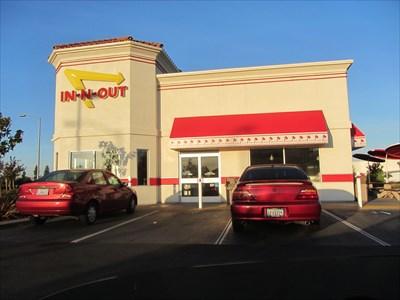 In N Out - Arden - Sacramento, CA - Burger Shops - Regional Chains