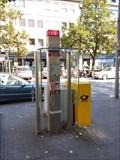 Image for Payphone Schloßstr./Casinostr. Koblenz, Rhineland-Palatinate, Germany