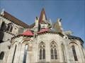 Image for Azimut de prise de vue - Eglise d'Aigueperse