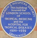 Image for London School of Tropical Medicine - Gordon Street, London, UK