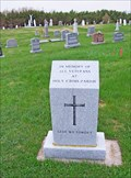 Image for Holy Cross Catholic Parish Veterans Memorial - Plympton, NS