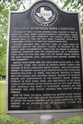 Image for College Memorial Park Cemetery