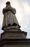 Image for Leonardo da Vinci & 3000 Leonardo Asteroid  -  Milano, Italy