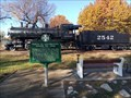Image for AT&SF Locomotive #2542 - Wilson Park, Arkansas City, Kansas
