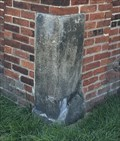 Image for Fort McHenry Boundary Stone 1837 (South) - Baltimore, MD