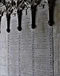 Image for St. Canice's - World War II Memorial - Kilkenny, Republic of Ireland.