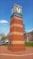 Image for Clock tower - Castle Retail Park - Nottingham, Nottinghamshire