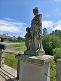 Image for St. Joseph Foster Father //  sv. Josef Pestoun - Olešná, Czech Republic