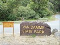 Image for Van Damme State Park -  Mendicino Co CA