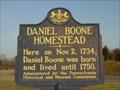 Image for Daniel Boone Homestead