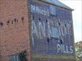Image for Indian Root Pills Ghost Sign - Bacchus Marsh