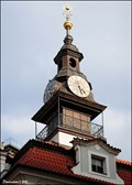 Image for Turret of Jewish Town Hall / Vežicka židovské radnice (Praha - Josefov)