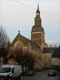 Image for Le Clocher de la Basilique Saint-Sauveur - Dinan, France