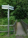 Image for Ahrsteig Trail Bridge - Blankenheim,Nordrhein-Westfalen, Germany