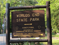 Image for Worlds End State Park - Forksville, Pennsylvania