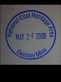 Image for Natl Coal Heritage Area Beckley Mine