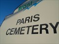 Image for Paris (Brant County) Cemetery - Paris, Ontario