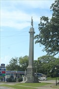 Image for Iowa State Monument -- Rossville GA