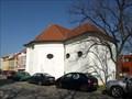 Image for Kostel Narození Panny Marie - Michle, Praha, CZ