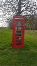 Image for Red Telephone Box - Wyville, Lincolnshire