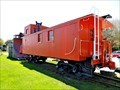 Image for Canadian National 78801 Caboose - Musquodoboit Harbour, NS