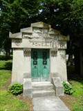 Image for Powell Mausoleum - Mount Mora Cemetery - St. Joseph, Mo.