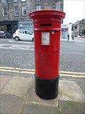 Image for Victorian Post Box - North Castle Street - Edinburgh, Scotland