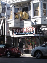 Piedmont Boutique, San Francisco, California
