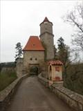 Image for Zvikov Castle & 12406 Zvikov Asteroid - Zvikov, Czech Republic