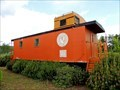 Image for Pacific Great Eastern Caboose 1843 - Quesnel, BC