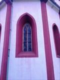 Image for Okna na kostele sv. Mikulaše, Prostibor CZ, EU