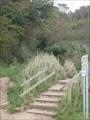 Image for Thurstaston Beach Steps - Thurstaston, Wirral, Merseyside, UK
