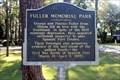 Image for Fuller Memorial Park - Spnaish Fort, AL