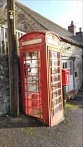 Image for Red Telephone Box - Stonepit Lane - Hognaston, Derbyshire
