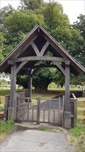 Image for Lychgate - St Mary's church - Teynham, Kent