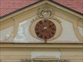 Image for Chateau Clock - Jemnice, Czech Republic
