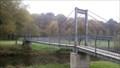 Image for Fußgängerbrücke über die Wied - Roßbach - RLP - Germany