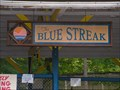Image for Blue Streak - Conneaut Lake Park - Conneaut, PA