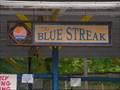 Image for Blue Streak - Conneaut Lake Park - Conneaut, PA